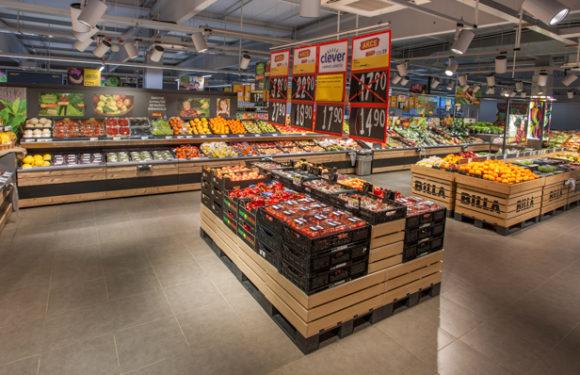 Billa nákupní centrum České Budějovice
