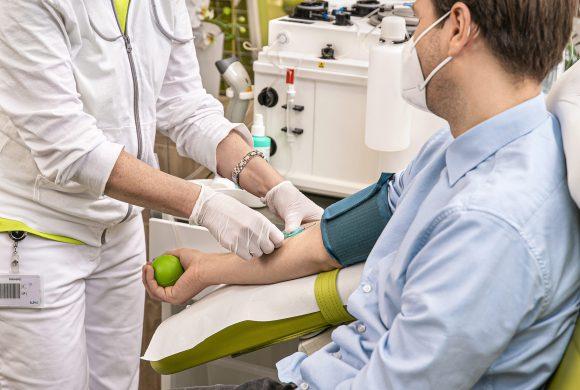 Nové odběrové centrum krevní plazmy